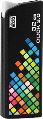 Usb flash накопитель Goodram CL!CK 32GB Black (PD32GH3GRCLKR9) - общий вид