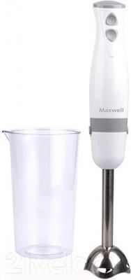 Блендер погружной Maxwell MW-1186 W - общий вид