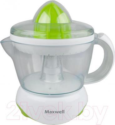Соковыжималка Maxwell MW-1107 G - общий вид