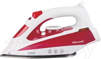 Утюг Maxwell MW-3045 R - общий вид