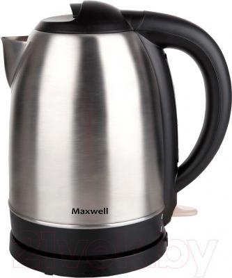 Электрочайник Maxwell MW-1049 ST - общий вид