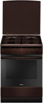 Кухонная плита Hansa FCGB61101 - общий вид