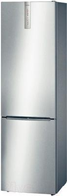 Холодильник с морозильником Bosch KGN39VL10R - общий вид