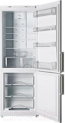 Холодильник с морозильником ATLANT ХМ 4524-180 ND - внутренний вид