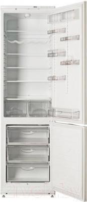 Холодильник с морозильником ATLANT ХМ 6026-050 - внутренний вид
