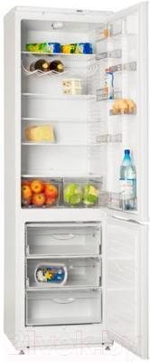 Холодильник с морозильником ATLANT ХМ 6026-050 - камеры хранения