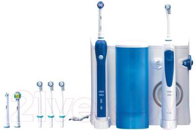 Зубной центр Braun ProfessionalCare 3000 OxyJet + 3000 (OC20.535.3X) - общий вид