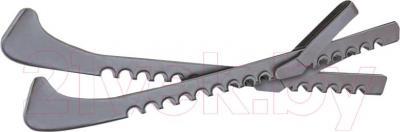 Чехол для лезвия коньков Motion Partner PW110 (серый) - общий вид