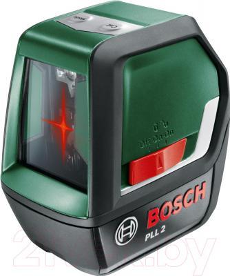 Нивелир Bosch PLL 2 (0.603.663.420) - общий вид