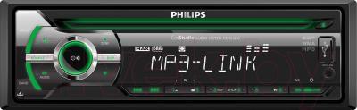 Автомагнитола Philips CEM2101G/51 - общий вид