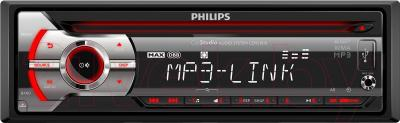 Автомагнитола Philips CEM2101R/51 - общий вид