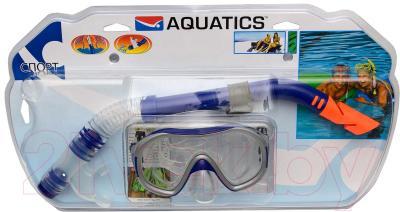 Набор для плавания Aquatics Montego 60725 (разные цвета) - общий вид (цвет уточняйте при заказе)