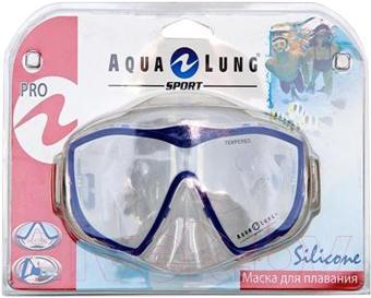 Маска для плавания Aqua Lung Sport Panama Pro 60701 B (синий) - общий вид
