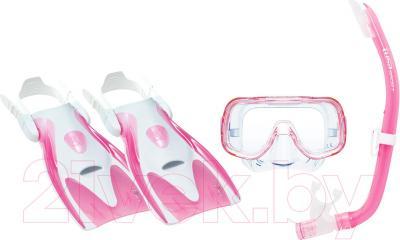 Набор для плавания Tusa UP-2414P/S (р. 32-39) - общий вид комплекта