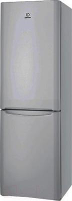 Холодильник с морозильником Indesit BIA 18 NF S - общий вид