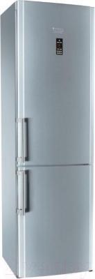 Холодильник с морозильником Hotpoint HBC 1201.3 M NF H - общий вид