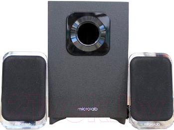 Мультимедиа акустика Microlab M 113BT (черный) - общий вид