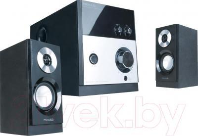 Мультимедиа акустика Microlab M 880 (черный) - общий вид