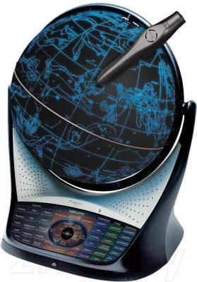 Интерактивный глобус Oregon Scientific SG18-11 - карта созвездий при включенном ночном режиме