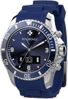 Интеллектуальные часы MyKronoz ZeClock (синий) -