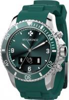 Интеллектуальные часы MyKronoz ZeClock (зеленый) -