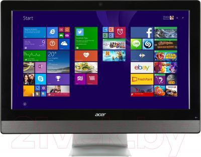 Моноблок Acer Aspire Z3-115 (DQ.SVGME.001) - вид спереди
