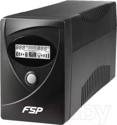 ИБП FSP Vesta 650 (PPF3600601) - общий вид