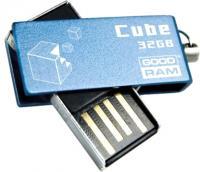 Usb flash накопитель Goodram Cube 32GB (PD32GH2GRCUBR9) -
