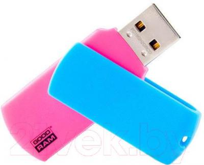 Usb flash накопитель Goodram Colour Mix 16GB (PD16GH2GRCOMXR9)
