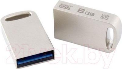 Usb flash накопитель Goodram Point 8GB Silver (PD8GH3GRPOSR10) - общий вид