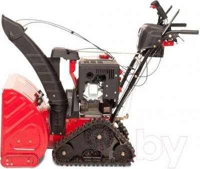Снегоуборщик MTD Optima ME 66 T - вид сбоку