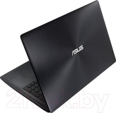 Ноутбук Asus F553MA-BING-SX448B - вид сзади