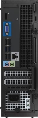 Системный блок Dell OptiPlex 3020 SFF (CA010D3020SFF11HSWEDB) - вид сзади