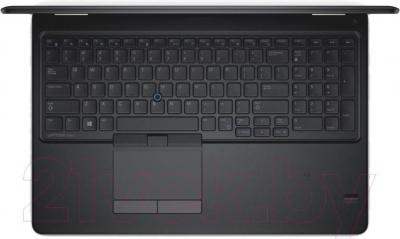 Ноутбук Dell Dell Latitude 5550 (CA017LE5550EMEA_UBU) - вид сверху