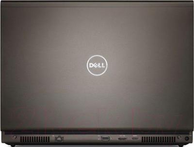 Ноутбук Dell Precision M4800 (CA025NFM4800MUMWS) - вид сзади