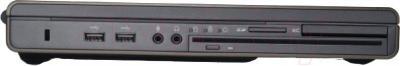 Ноутбук Dell Precision M4800 (CA025NFM4800MUMWS) - вид сбоку