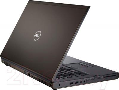 Ноутбук Dell Precision M6800 (CA026NFM6800MUMWS) - вполоборота
