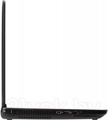 Ноутбук HP ZBook 17 (F0V36EA) - вид сбоку