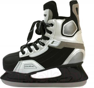 Коньки хоккейные Arctix Laser (р-р 37) - вид сбоку одного конька