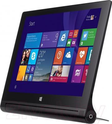 Планшет Lenovo Yoga Tablet 2-1051L (59429223) - вполоборота