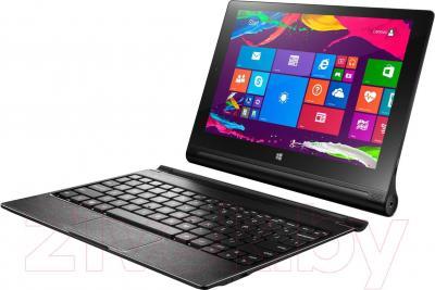 Планшет Lenovo Yoga Tablet 2-1051L (59429223) - с клавиатурой