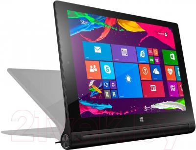 Планшет Lenovo Yoga Tablet 2-1051L (59429223) - варианты режимов работы