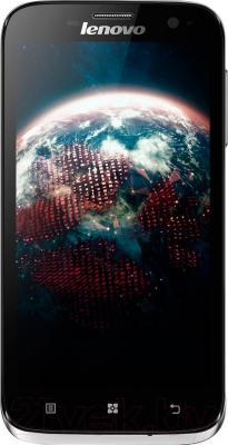 Смартфон Lenovo A859 (White) - общий вид