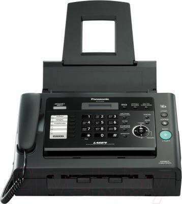 Факс Panasonic KX-FLC423B - общий вид