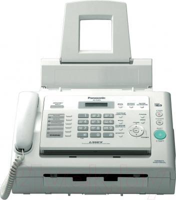 Факс Panasonic KX-FLC423W - общий вид