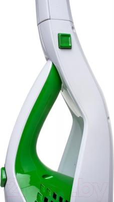 Вертикальный портативный пылесос Kitfort KT-502 (белый)