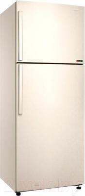 Холодильник с морозильником Samsung RT46H5130EF/WT - общий вид