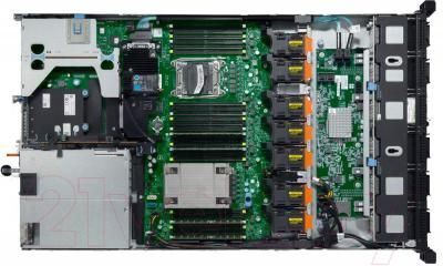 Сервер Dell PowerEdge E26S (210-ACXS-272465302) - вид сверху