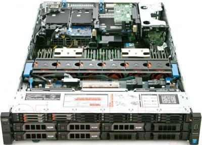 Сервер Dell PowerEdge E31S (210-ACXU-272465303) - вид сверху
