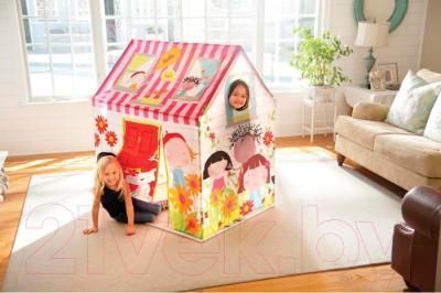 Детская игровая палатка Intex Дружба 48621NP - общий вид